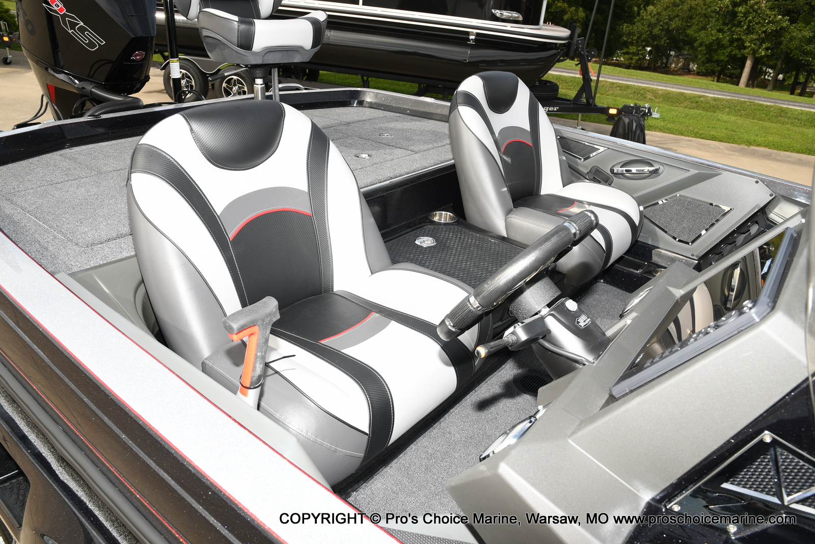 2021 Ranger Boats boat for sale, model of the boat is Z521L RANGER CUP EQUIPPED & Image # 28 of 50