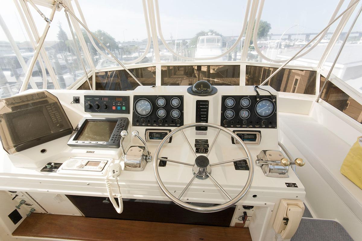 44 Viking Yachts 1988 For Sale In Kent Island Maryland