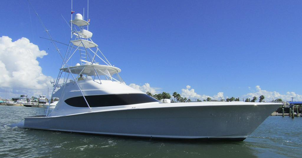 Used hatteras yachts for sale for Hatteras fishing boat