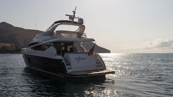 Princess Motor Yacht Sales - Used Princess 78 Motor Yacht