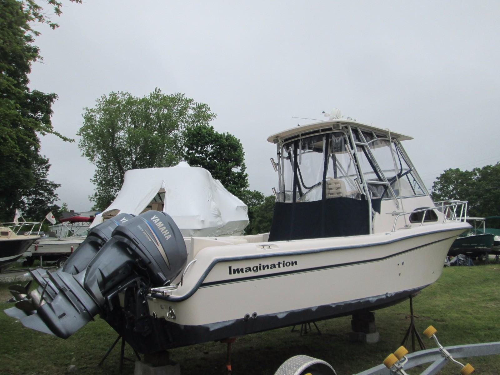 Grady-White282 Sailfish WA