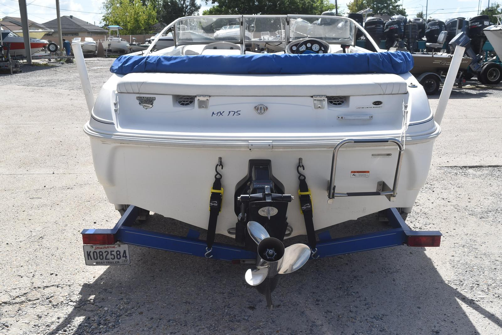 2006 Glastron boat for sale, model of the boat is MX 175 & Image # 14 of 21