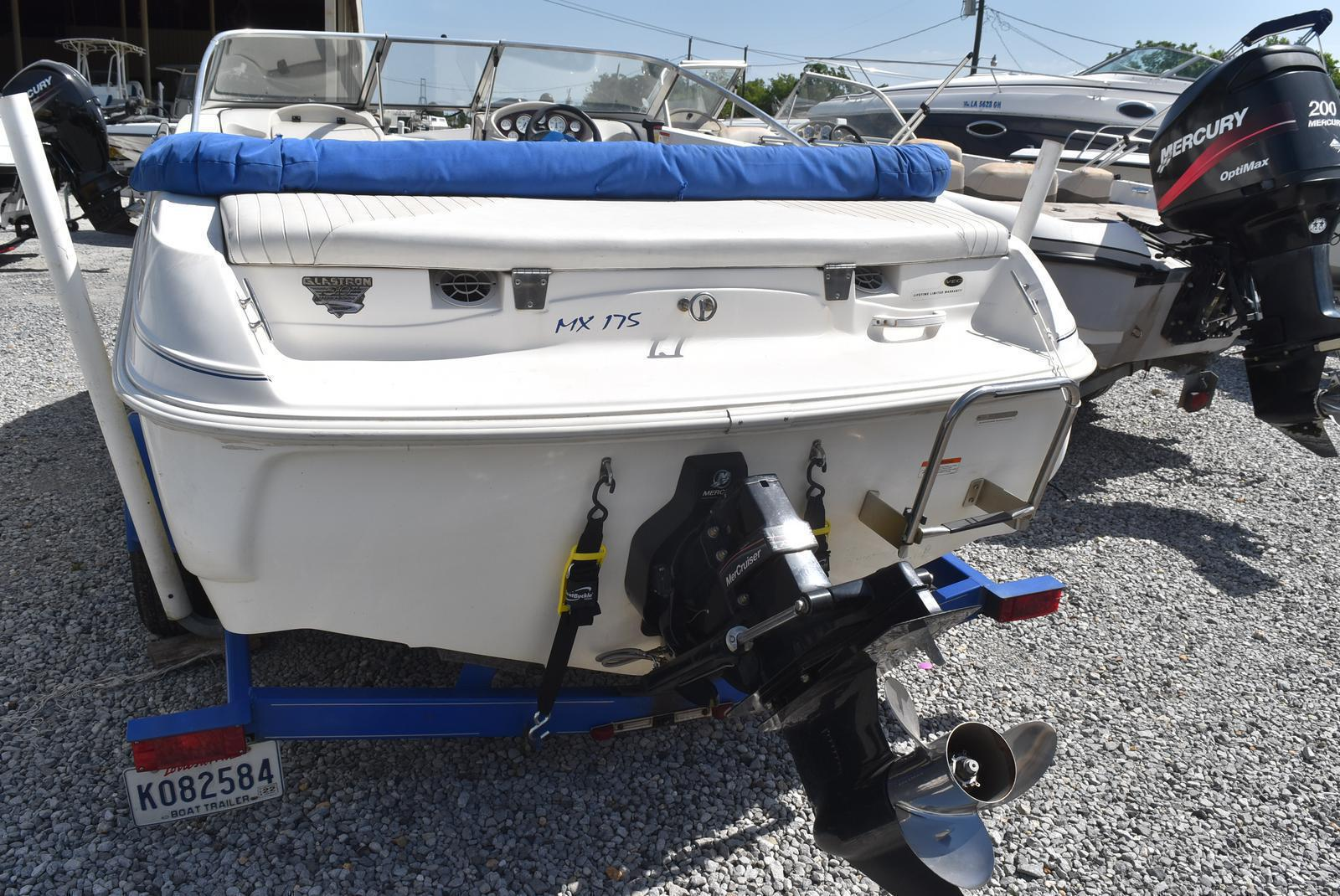 2006 Glastron boat for sale, model of the boat is MX 175 & Image # 16 of 21