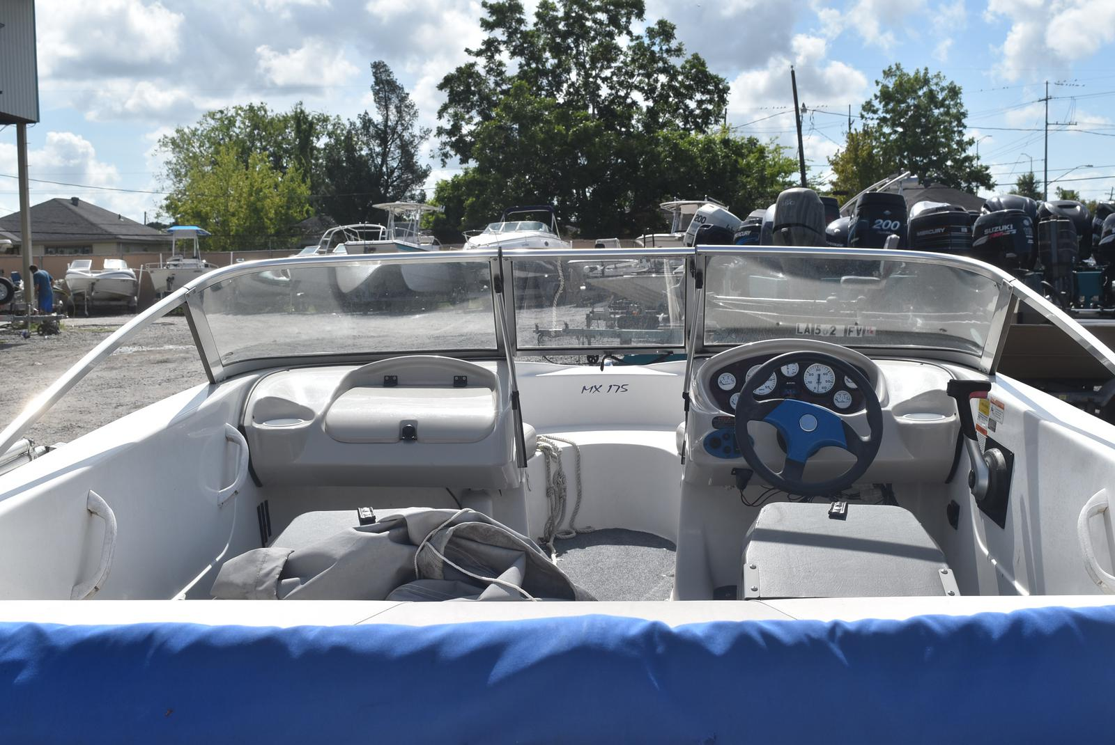 2006 Glastron boat for sale, model of the boat is MX 175 & Image # 17 of 21