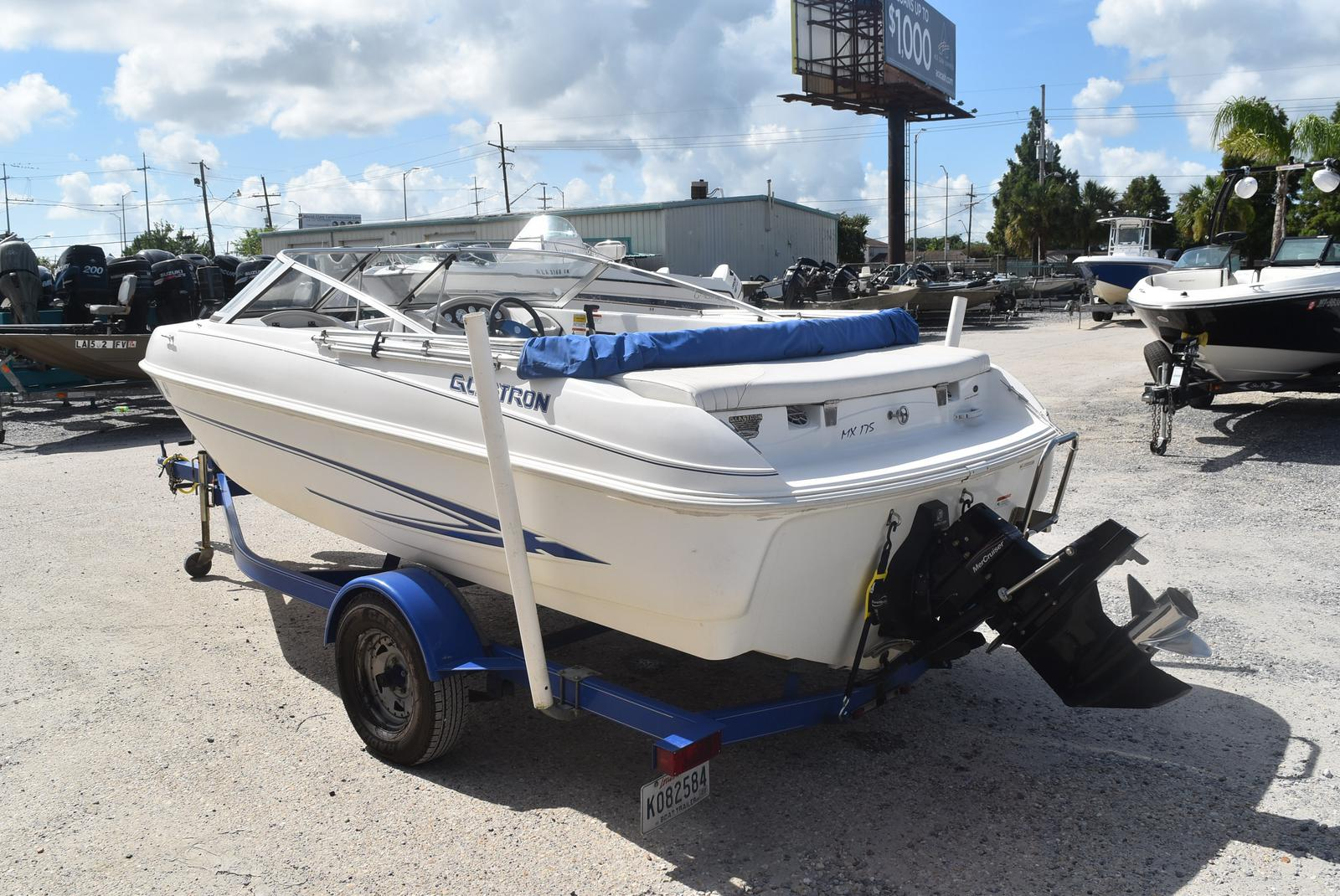 2006 Glastron boat for sale, model of the boat is MX 175 & Image # 18 of 21