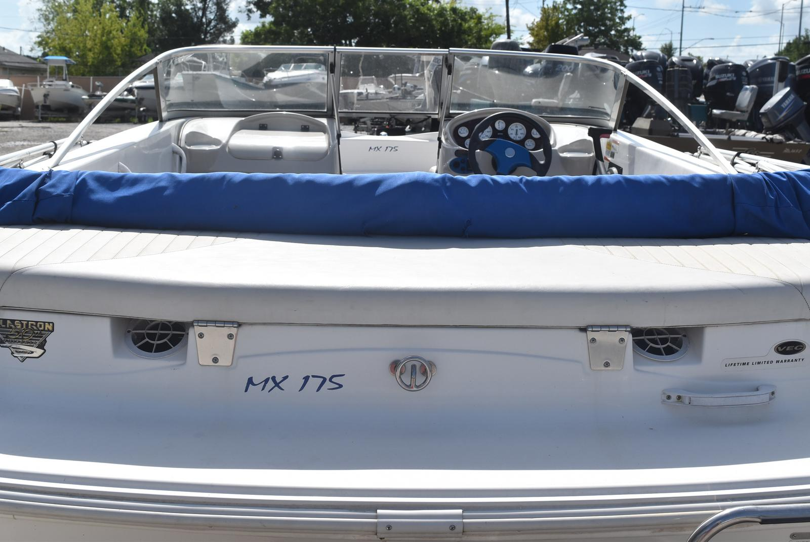 2006 Glastron boat for sale, model of the boat is MX 175 & Image # 4 of 21