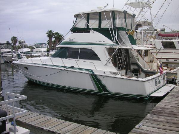 Trojan 13 Meter Sports Fishing Boats. Listing Number: M-3652820