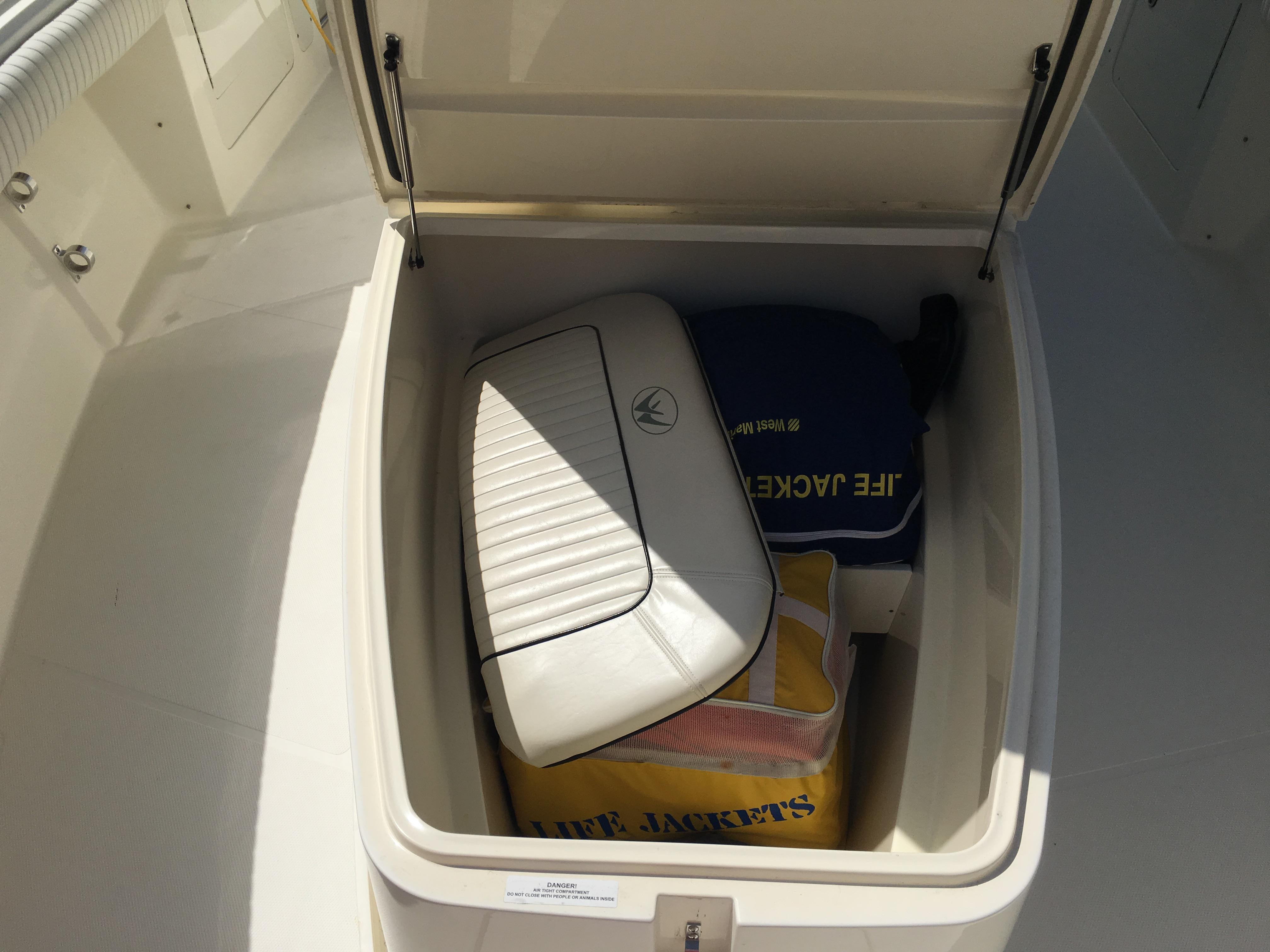 Southport29 Center Console