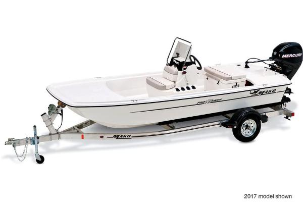 2018 MAKO PRO SKIFF 16 CC for sale