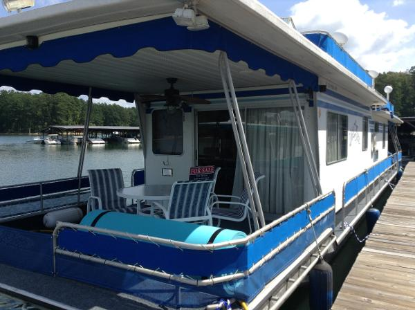 1986 SUMERSET HOUSEBOATS 60 X 14 for sale