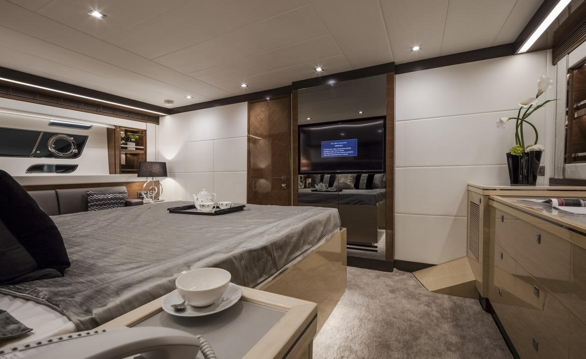 Manufacturer Provided Image: Master Stateroom II