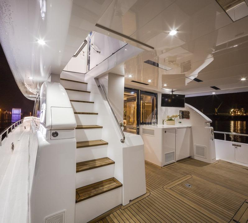 Manufacturer Provided Image: Aft Deck II