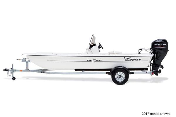 2018 MAKO PRO SKIFF 17 CC for sale