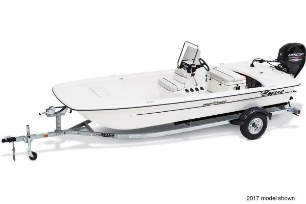 2018 Mako boat for sale, model of the boat is Pro Skiff 17 CC & Image # 1 of 4