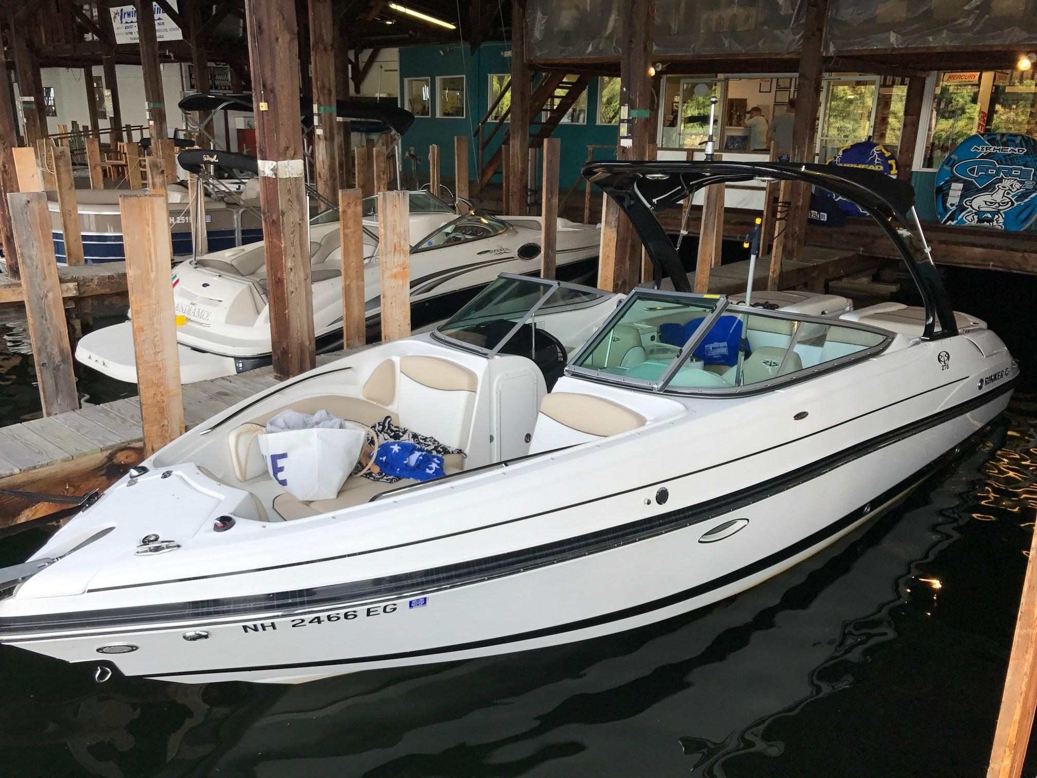 2015 RINKER 276 BR for sale