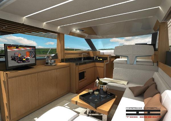 Bavaria Virtess 420 Fly BoatsalesListing Rhode Island