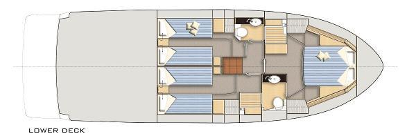 Bavaria Virtess 420 Fly BoatsalesListing Massachusetts