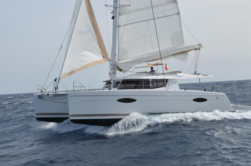 Manufacturer Provided Image: Fountaine Pajot Helia 44