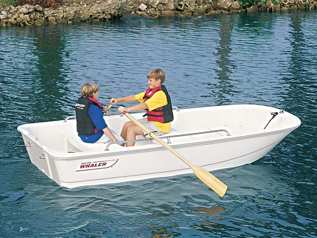 Boston Whaler110 Tender