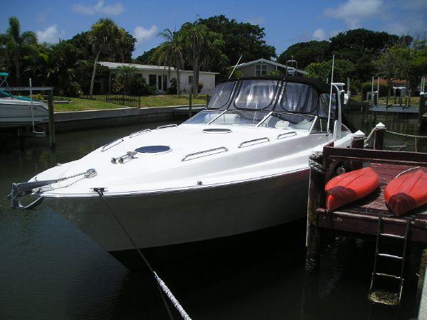 Long Boat Key, Florida. 1992 Mainship 36 Express.