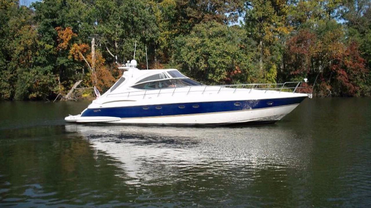 Cruisers 540 Express Profile