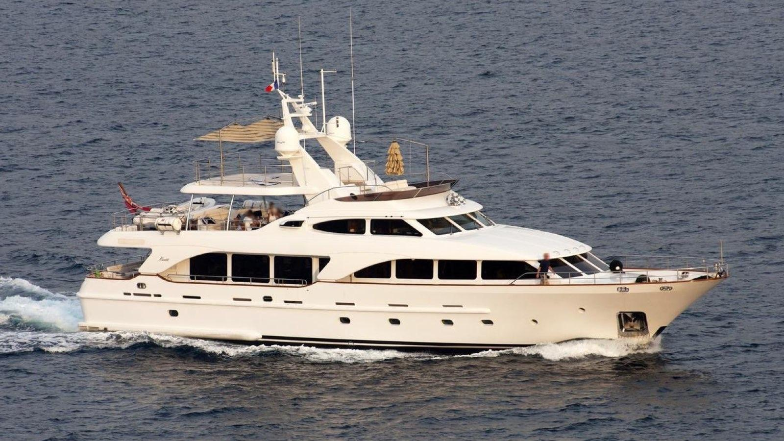 100 ft Benetti Tradition 100