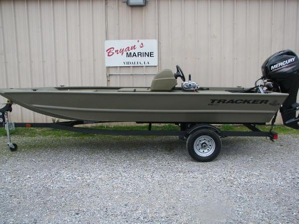 2020 Tracker Boats boat for sale, model of the boat is GRIZZLY® 1648 SC & Image # 1 of 18