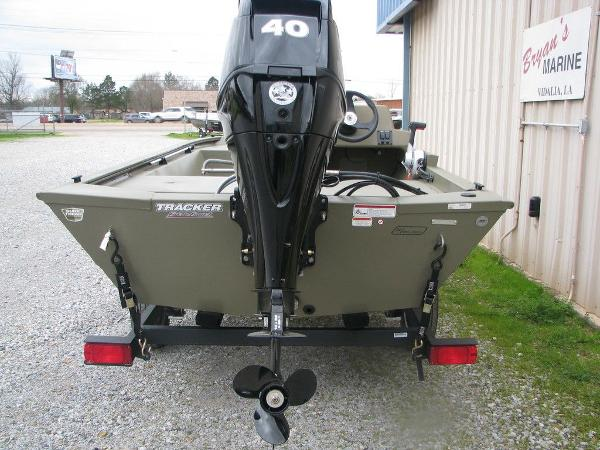 2020 Tracker Boats boat for sale, model of the boat is GRIZZLY® 1648 SC & Image # 4 of 18