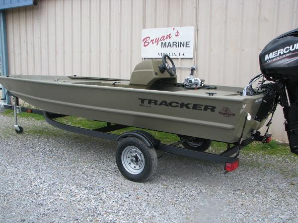 2020 Tracker Boats boat for sale, model of the boat is GRIZZLY® 1648 SC & Image # 7 of 18