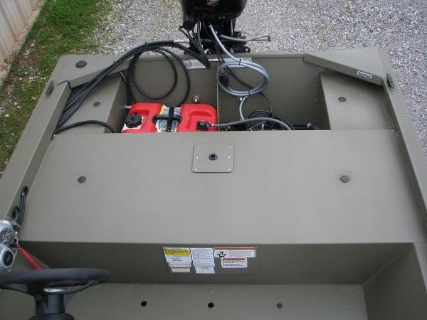 2020 Tracker Boats boat for sale, model of the boat is GRIZZLY® 1648 SC & Image # 8 of 18