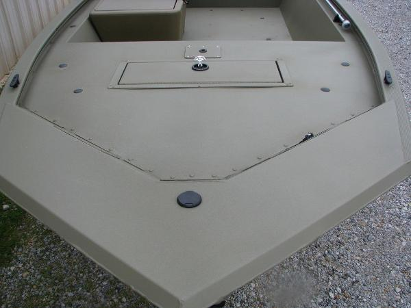2020 Tracker Boats boat for sale, model of the boat is GRIZZLY® 1648 SC & Image # 11 of 18