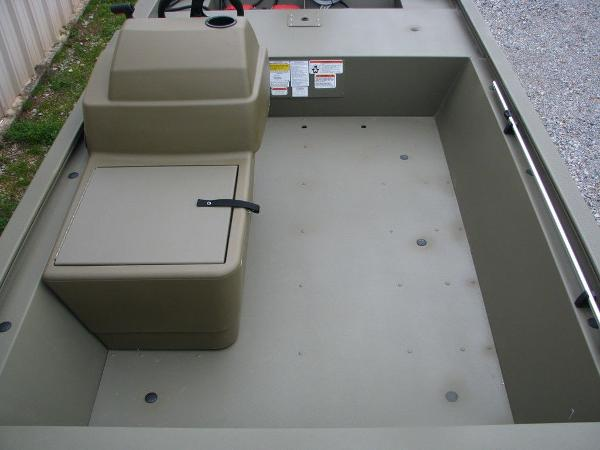 2020 Tracker Boats boat for sale, model of the boat is GRIZZLY® 1648 SC & Image # 15 of 18