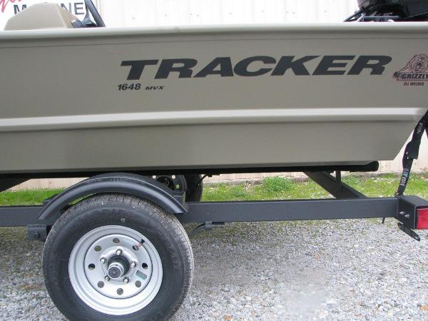 2020 Tracker Boats boat for sale, model of the boat is GRIZZLY® 1648 SC & Image # 17 of 18
