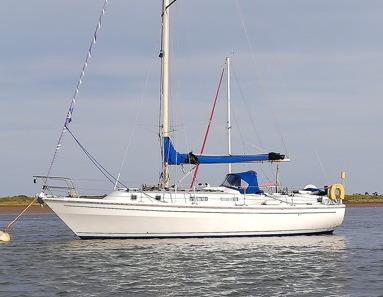 Westerly 33 sloop