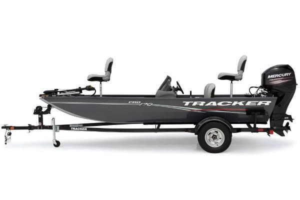 2018 Tracker Boats boat for sale, model of the boat is Pro 170 & Image # 2 of 4