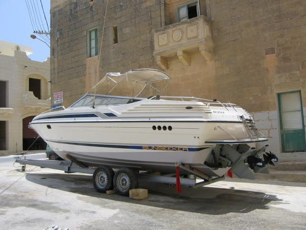 Sunseeker Monterey 27 boat for sale