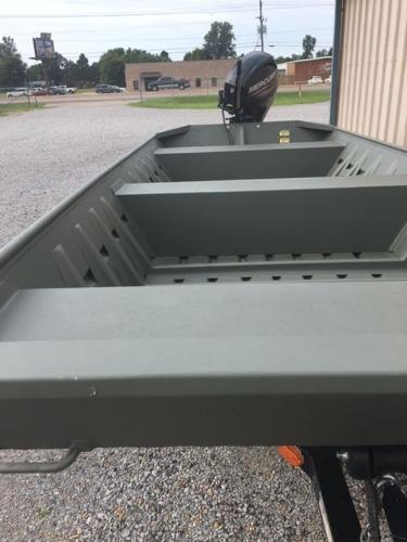 2019 Weld-Craft boat for sale, model of the boat is 1652 RS & Image # 2 of 3