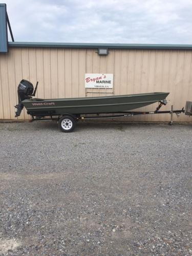 2019 Weld-Craft boat for sale, model of the boat is 1652 RS & Image # 1 of 3