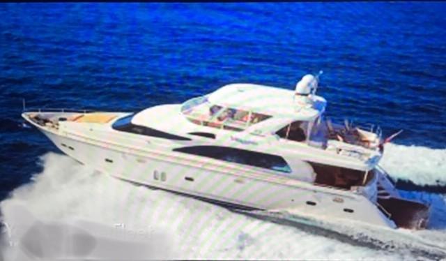 74' Horizon Flybridge Motor Yacht VIAGGIO