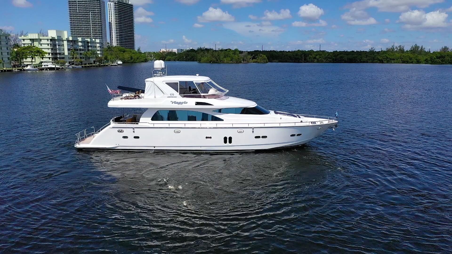 74' Horizon Motor Yacht VIAGGIO