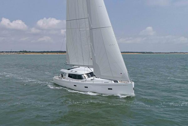 Moody DS45 used boat for sale from Boat Sales International