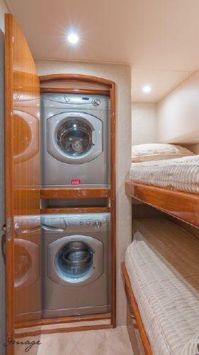 Washer & Dryer Port Stateroom