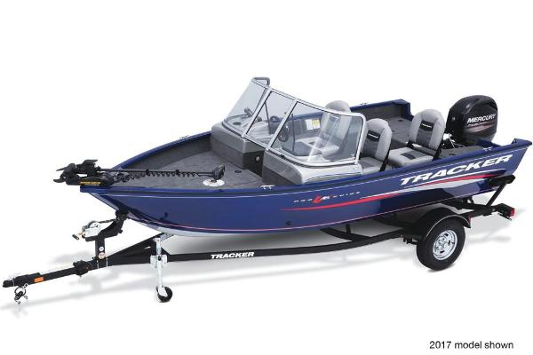 2018 Tracker Boats boat for sale, model of the boat is Pro Guide V-16 WT & Image # 1 of 4