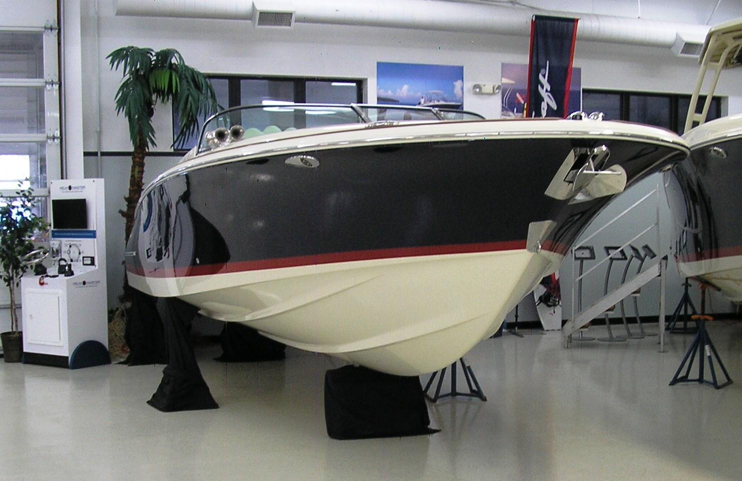 chris craft navy
