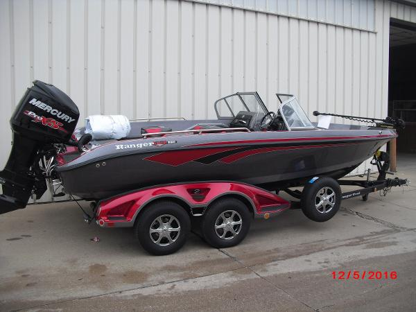 Used 2016 Ranger Boats 620FS Fisherman For Sale