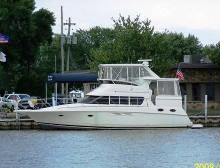 Silverton 422 MY (st) Motor Yachts. Listing Number: M-3782858