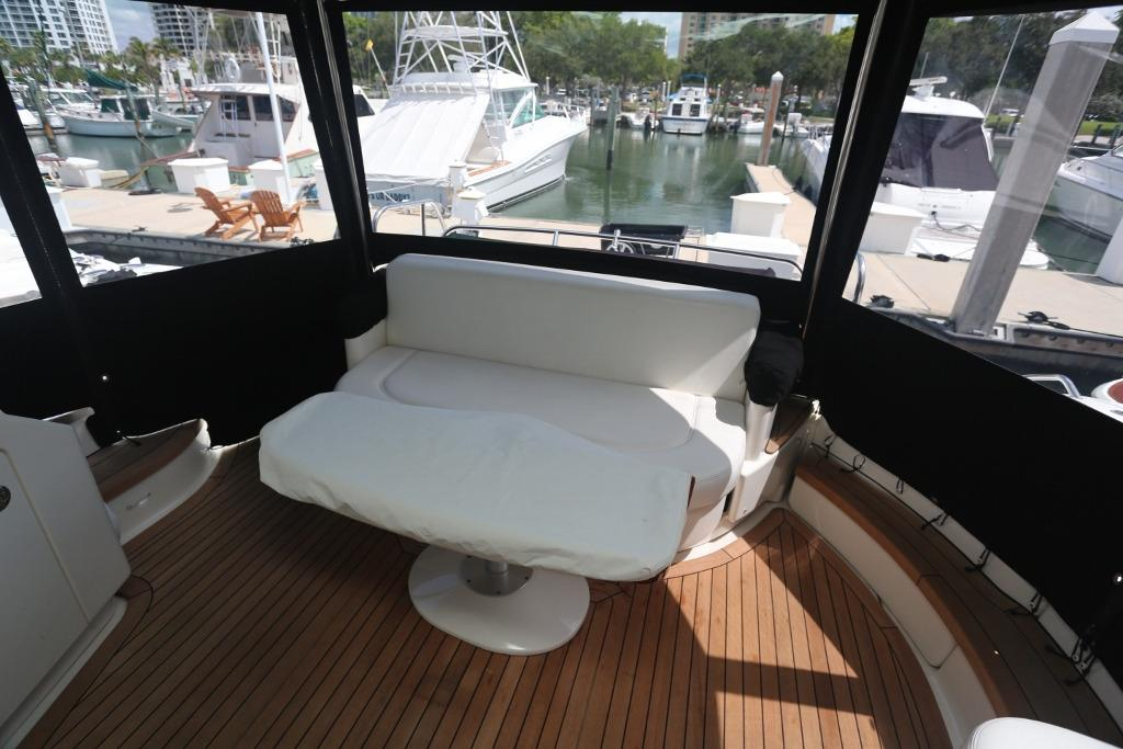 Cockpit Enclosed