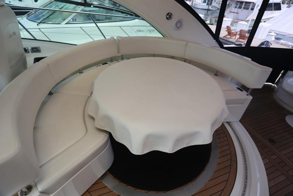 Upper Cockpit Table Cover