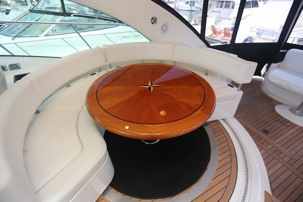 Upper Cockpit Table