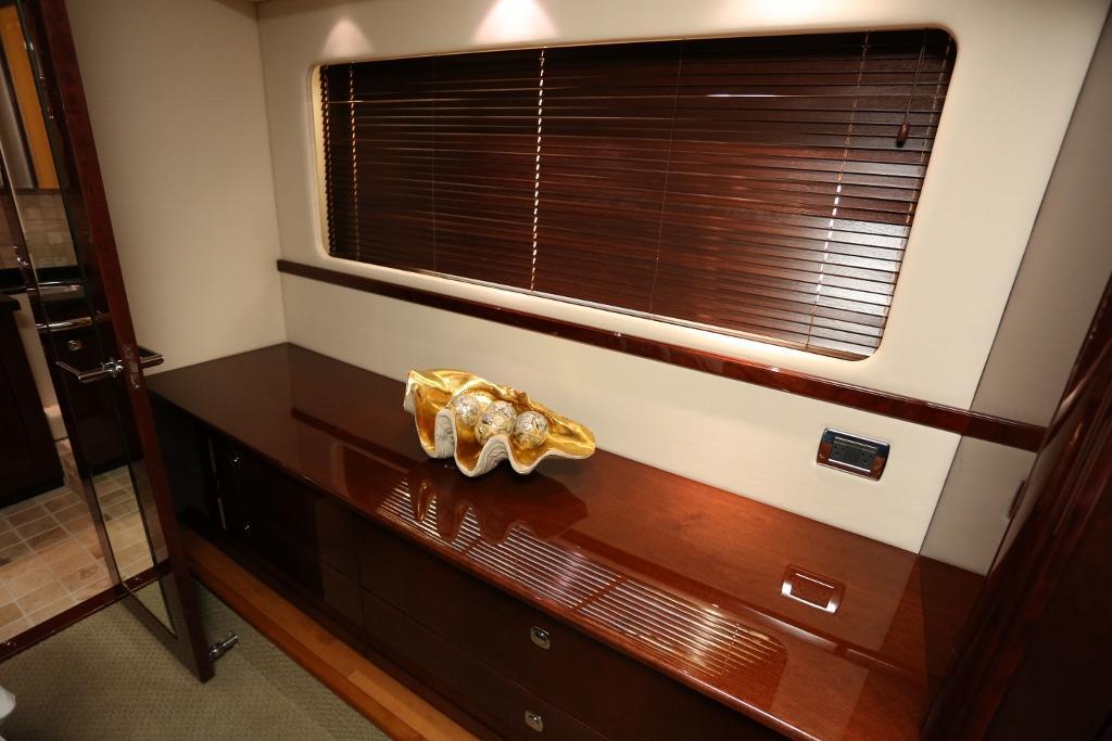 Master Stateroom Dresser
